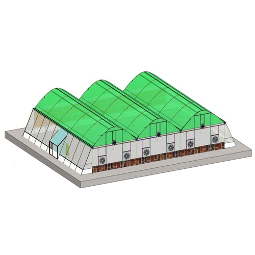 Green House Poly House Agriplast Protected Cultivation